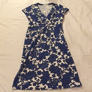 Boden Casual Jersey Dress size 10 L
